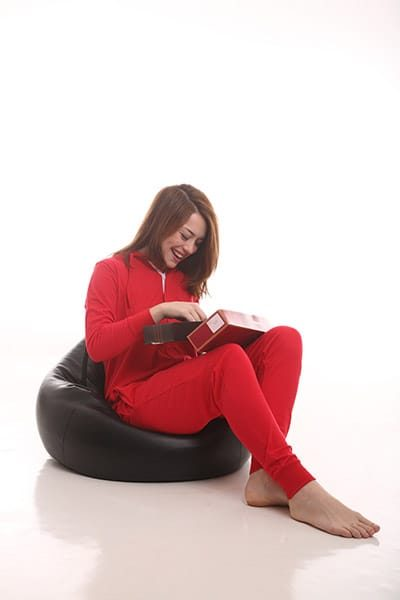 Red Funzee - Adult Onesie