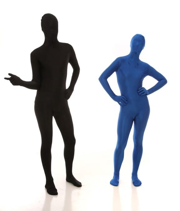 Weirdos working in Pyjamas choose Funskin - Spandex bodysuit