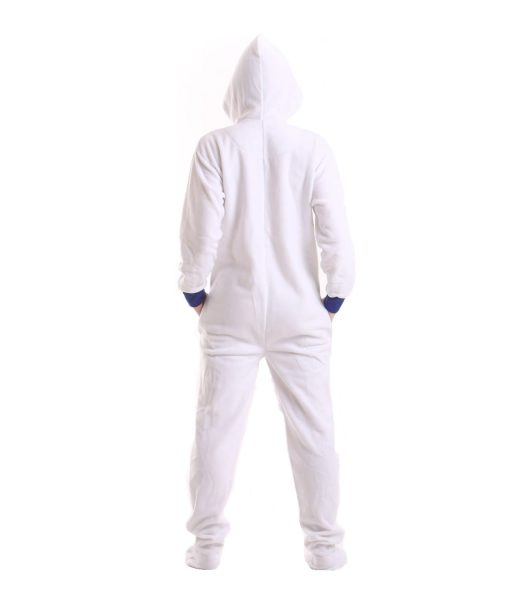 Polar Footed Pyjama Suit