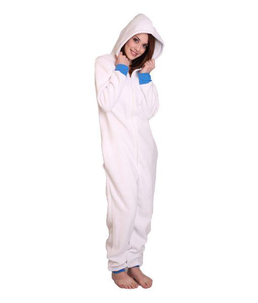 Polar Unfooted Onesie