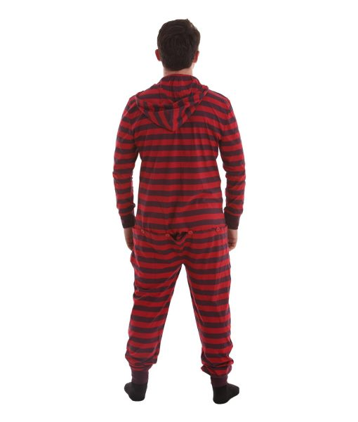 Retro Butt Flap Onesie