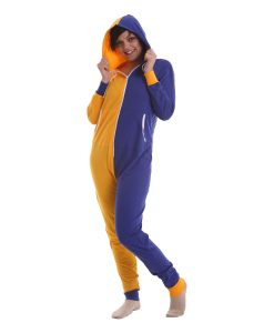 Royal Hooded Onesie