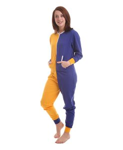 Royal Unhooded Onesie