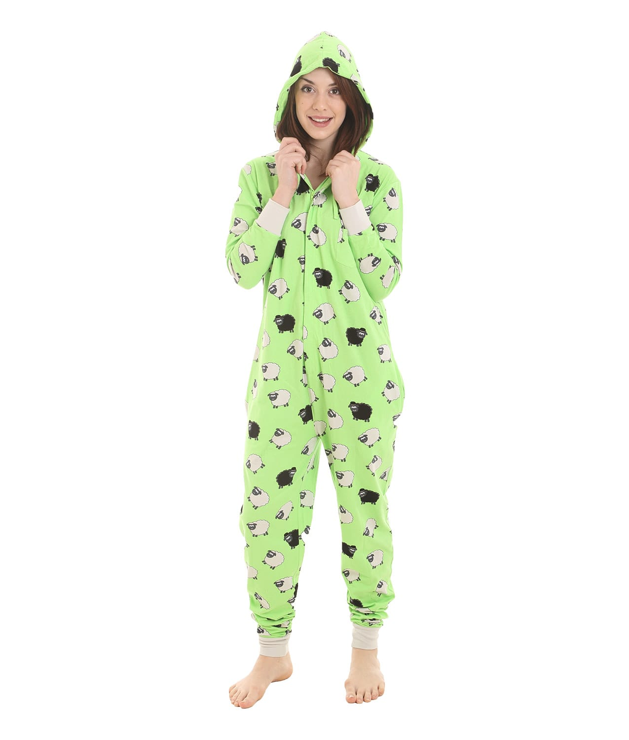 Spring Onesie Cotton And Cool Funzee