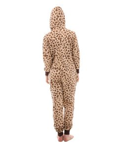 Wild Unfooted Onesie