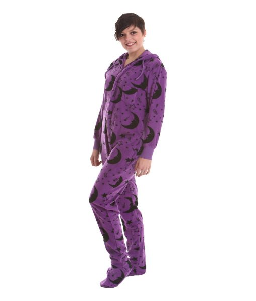 Wizard Footed Pyjama Suit