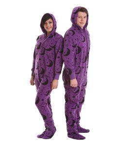 Wizard Footed Pyjama Suit