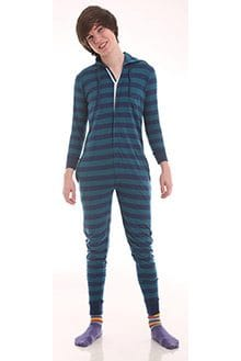 Limited Availablility Adult Onesies – Blue Retro