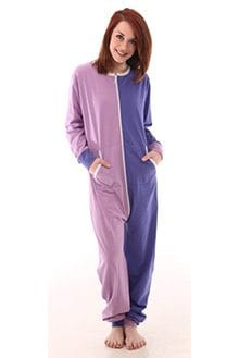 Unhooded Onesie for Adults – Blues Funzee
