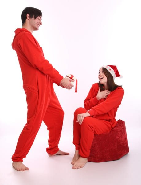Onesie Christmas - the onesie craze is spreading