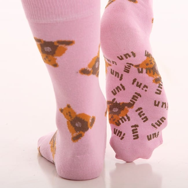 Cute Socks for thath footed look avoid problem pyjamas