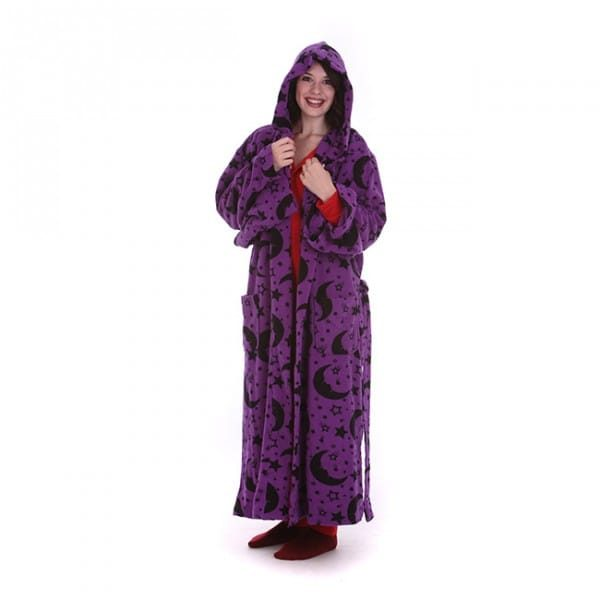 Fleece Wizard Dressing Gown or Robe