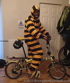 Adult Onesie Bumble Style