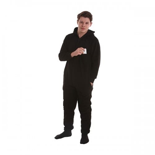 Jet Funzee – All Black Onesies for Adults