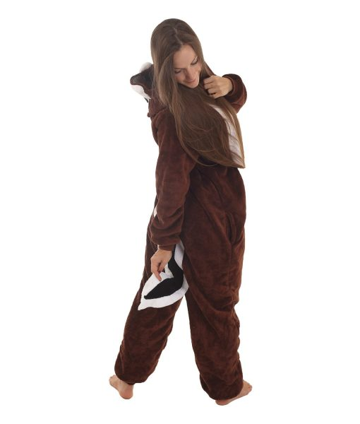 Chipmunk Animal Onesie