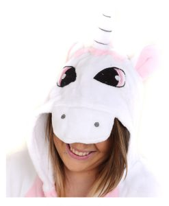 Pink Unicorn Animal Onesie