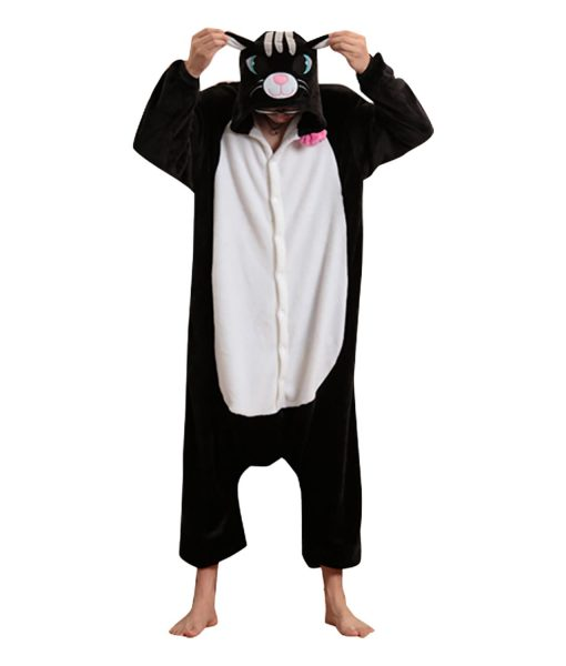 Cat Adult Onesie Costume