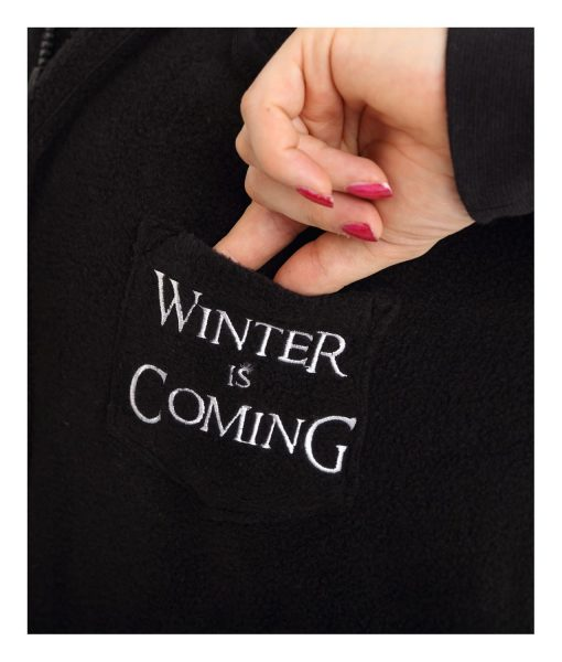 Game of Thrones Footed Pyjamas - for the Winter