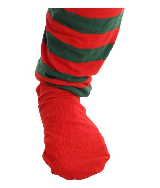 Elfie Festive Footed Onesie