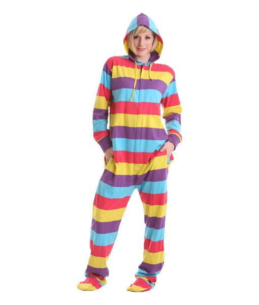 Festival Footed Pyjama Suit
