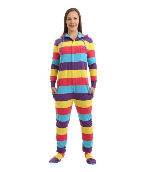 Festival Footed Pyjama Suit