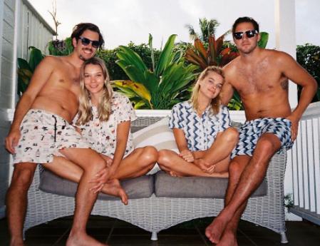 Matching Pyjamas for Summer hen nights