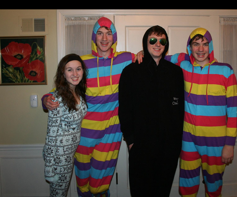 Happy customers - onesies on Amazon