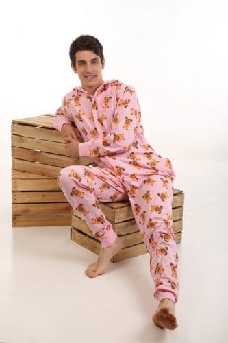 Sleepwear users are you man enough for Cute Funzee